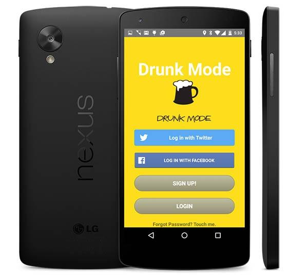 Drunk Mode evita que llames a tu ex o que te pierdas estando borracho