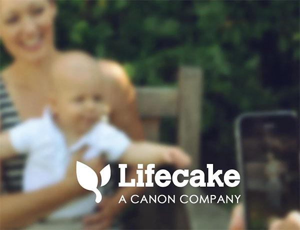 Lifecake, ordena todas las fotos de los niños en esta vistosa aplicación