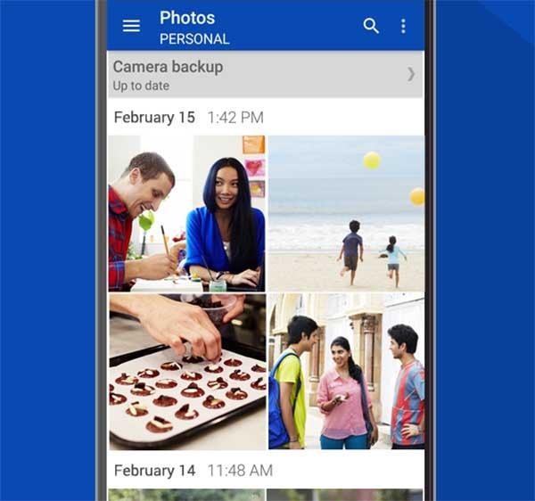 OneDrive ahora permite hacer streaming de vídeo y ordenar fotos por álbumes