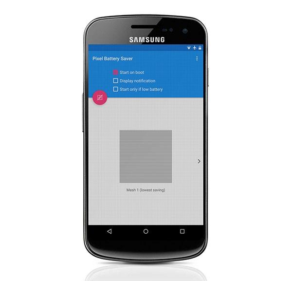 Pixel OFF, ahorra batería apagando píxeles de tu pantalla