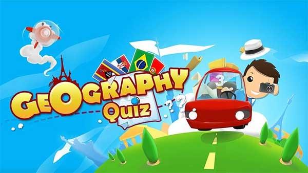 Preguntas de Geografía, aprende capitales y banderas con este juego