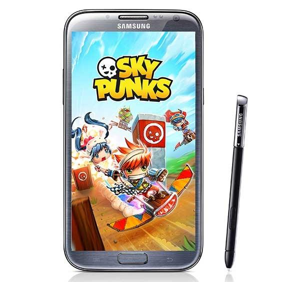 Sky Punks, un juego de carreras de los creadores de Angry Birds