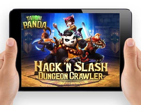 Taichi Panda, un frenético juego multijugador con toques RPG