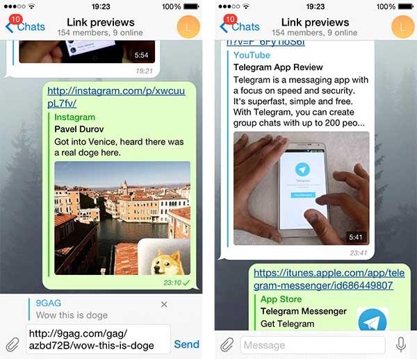 telegram verificación en dos pasos