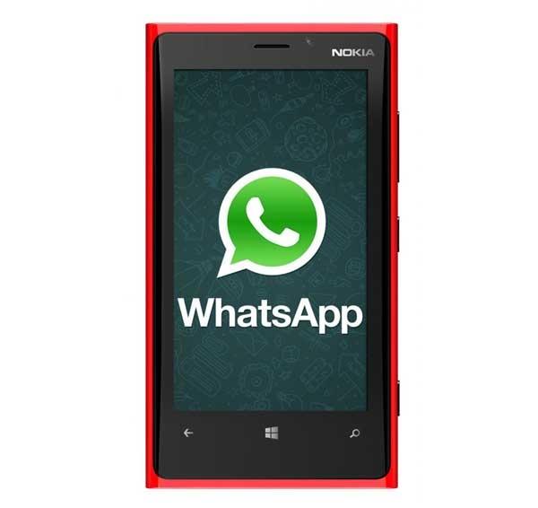 WhatsApp confirma que llevará sus llamadas a Windows Phone