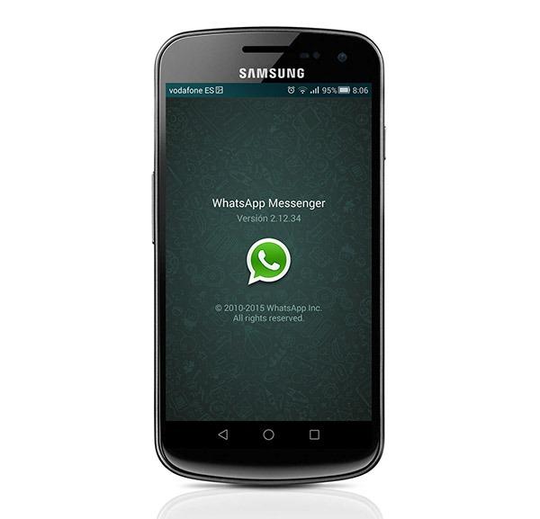 WhatsApp cambia su estilo a Material Design en Android