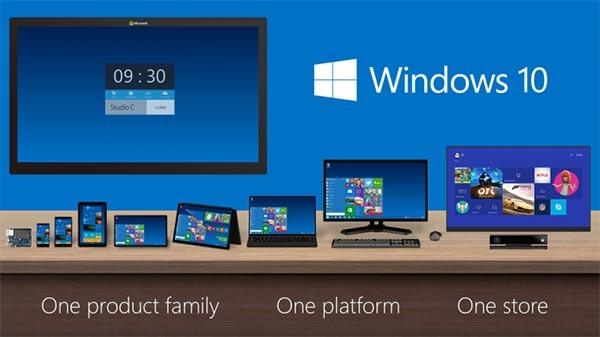 Windows 10 facilitará la llegada de apps de Android y iPhone