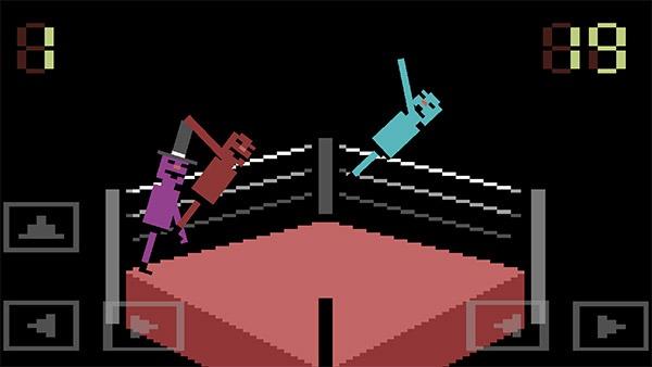 Wrassling, un sorprendente juego de lucha para móviles