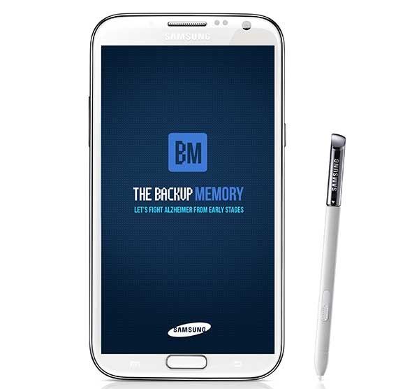 Backup Memory, una app de Samsung para quienes sufren de Alzheimer