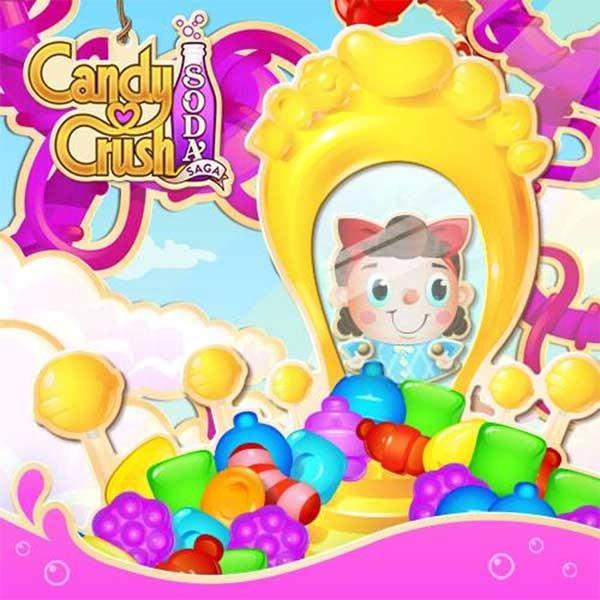 Candy Crush Soda Saga, ya disponibles los niveles de Espejo Mágico