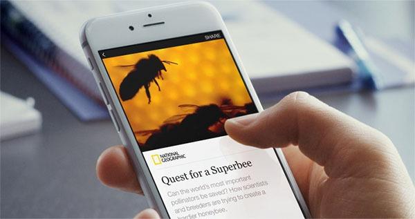 Facebook crea los artículos instantáneos para leer noticias al momento
