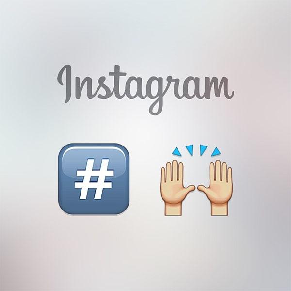 Así es como se usan los emoticonos Emoji en Instagram