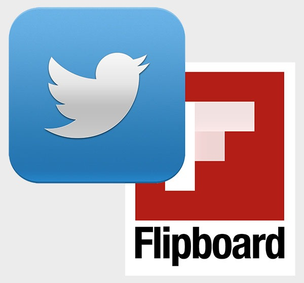Twitter podría hacerse con la app Flipboard por mil millones de euros