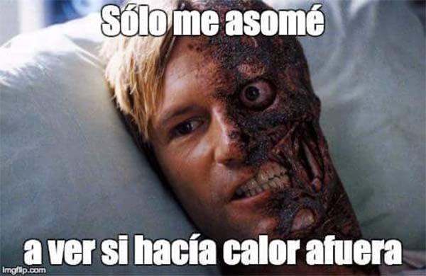 whatsapp calor
