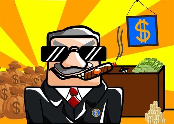 Alcalde Corrupto, defrauda y roba dinero en este irónico juego