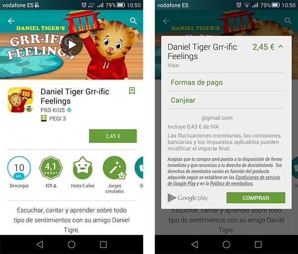 google play store app gratis de la semana