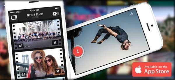 Cameo se transforma en una app para editar vídeos en iPhone