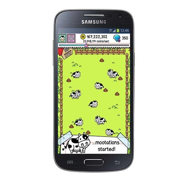 Cow Evolution, cuida y haz evolucionar vacas en este alocado juego