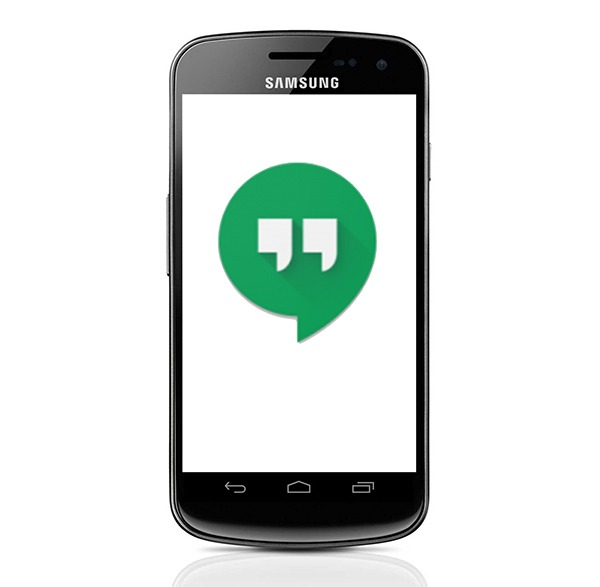Así será el nuevo aspecto de Hangouts, la app de mensajería de Google