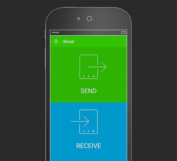 Shoot, la app de BitTorrent para compartir fotos y vídeos desde el móvil