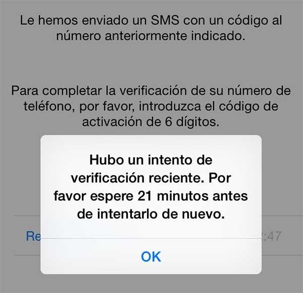 whatsapp robar cuenta