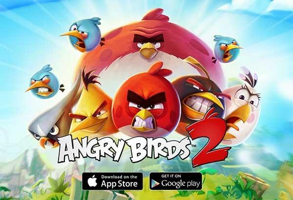 Así es Angry Birds 2