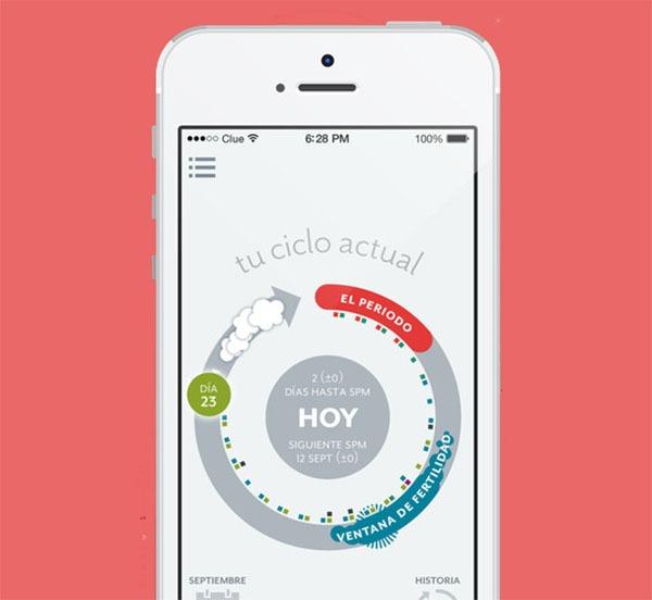 calendario para calcular mi ciclo menstrual