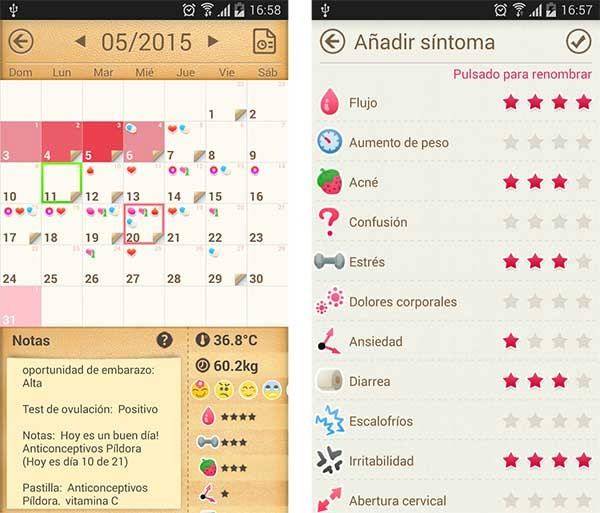apps mujeres