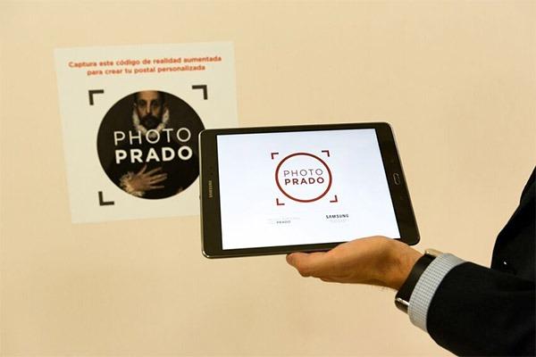 Crea postales con obras del Museo del Prado con esta app