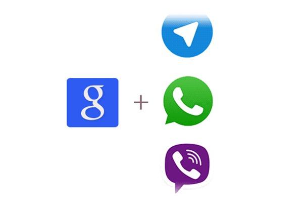 Cómo enviar mensajes de WhatsApp y Telegram con órdenes de voz