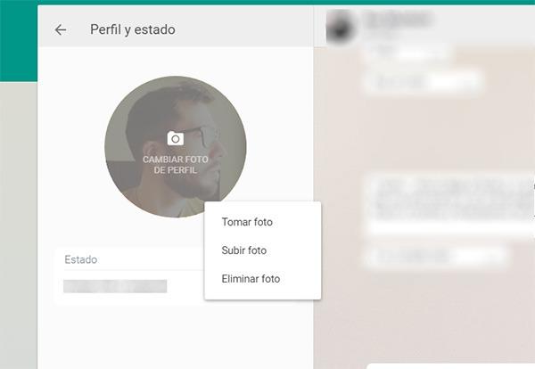 whatsapp web archivar chats