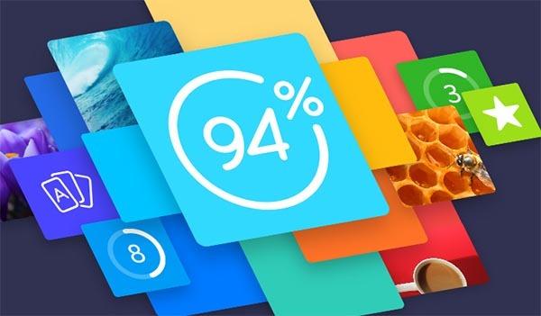 94%, un adictivo juego para saber qué es en lo que piensan los demás
