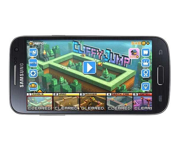 Cliffy Jump, calcula tus saltos en este adictivo juego de plataformas