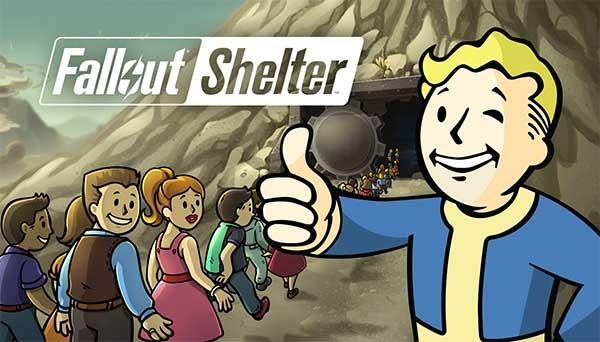 Así es Fallout Shelter para Android