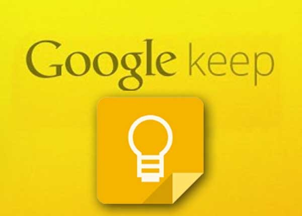 Cómo copiar una nota de Google Keep a un documento de Google