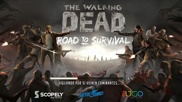 The Walking Dead: Road to Survival, sobrevive al apocalipsis zombie