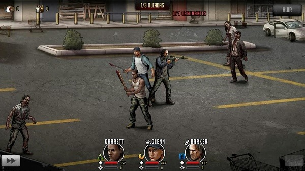 The Walking Dead: Road for Survival