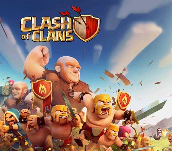Clash of Clans, ahora con más muros, magias y desempates entre guerras