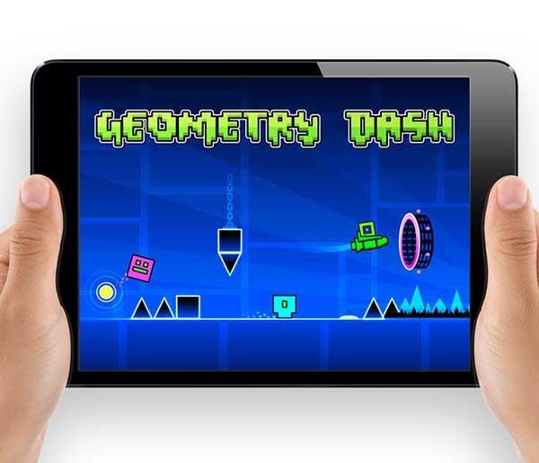 Geometry Dash, un divertido juego de plataformas con un sonido que engancha