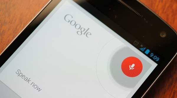 Cómo controlar tu móvil Android con la voz