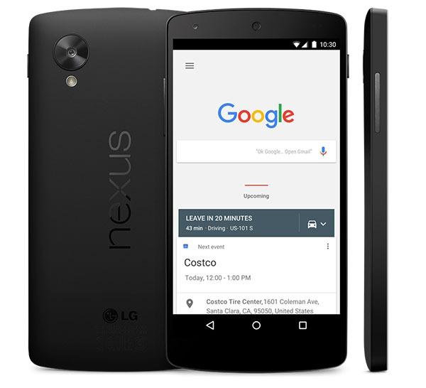 Google Now Launcher lleva sus novedades a todos los usuarios Android