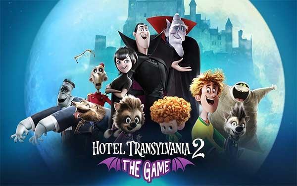 Hotel Transilvania 2, construye tu propio hotel lleno de monstruos