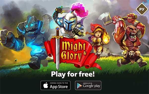 Might and Glory: Kingdom War, defiende tu reino en este juego de estrategia