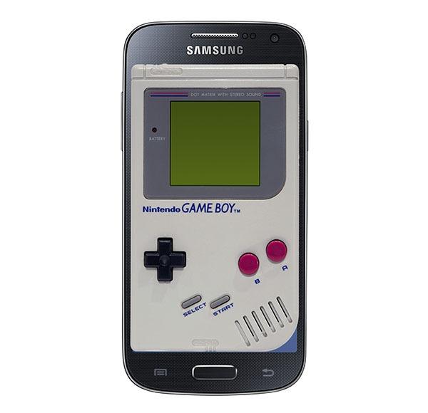 Los niños ya prefieren los juegos de móviles antes que los de ordenador