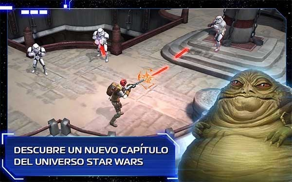 star wars revolución