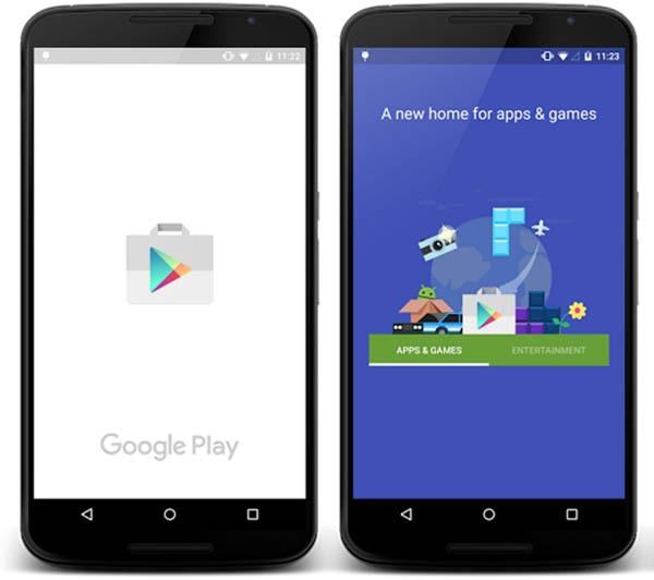 Google lo vuelve a hacer: así será Google Play Store 6.0