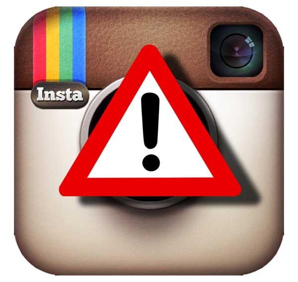 Un fallo de Instagram expulsa a miles de usuarios temporalmente
