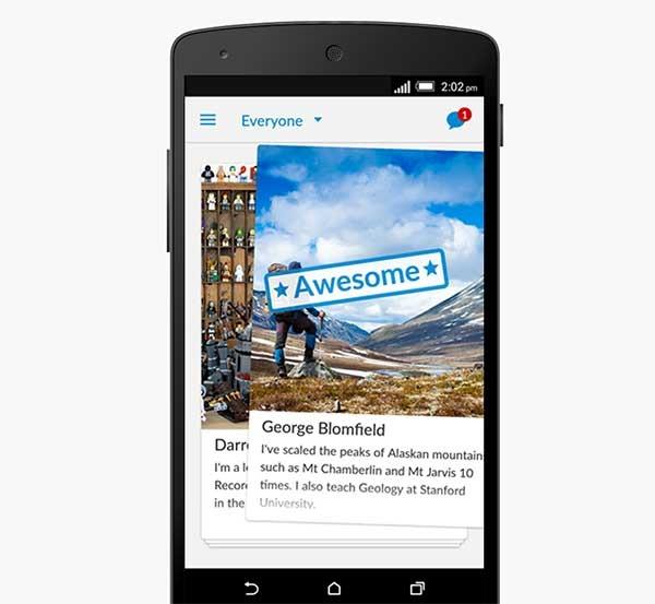 PIF, la app de contactos profesionales que funciona como Tinder