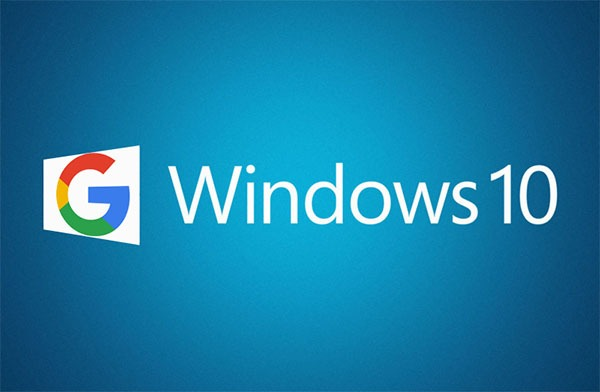 Google estaría preparando varias apps para Windows 10