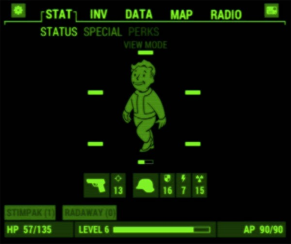 Disfruta ya de Fallout 4 con su aplicación Pip-Boy
